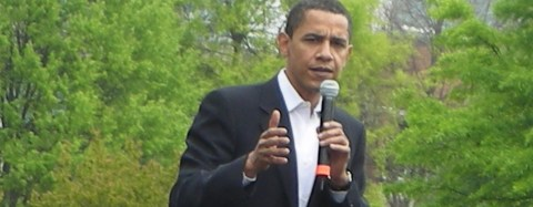 President Obama - early green initiatives